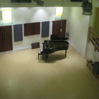 Music studio from studio 4