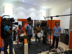 6 KC Percussionists
