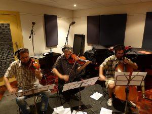Matthew Mole string section