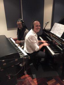 Keyboard players