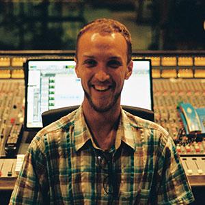 Jethro Harris - Engineer at Milestone Recording Studio Cape Town